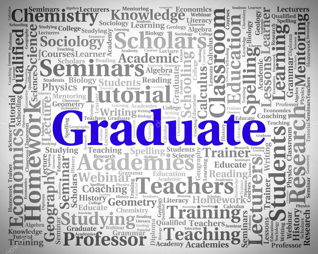 Graduate degree means