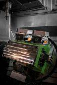 современная промышленная машина — Стоковое фото