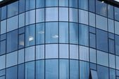 Abstract picture of a modern building — Stock Photo