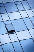 Abstract picture of a modern building — Foto Stock