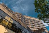 Shot of modern building — Stock Photo