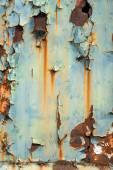 Industrial worn metal closeup photo — Stock Photo
