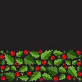 Soyut güzellik Noel ve yeni yıl geçmiş. vektör illust — Stok Vektör