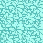 Floral Seamless Pattern Background for Wedding and Birthday. Vec — Vector de stock