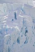 Antarctica - Icebergs - Closeup — Stock Photo