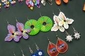 Fashion - Handmade Earrings — Photo