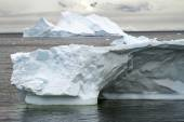 Antarctica - Non-Tabular Iceberg — Stock Photo