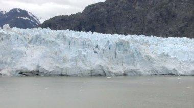 USA - Alaska - Margerie Glacier — Stock Video
