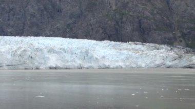 USA - Alaska - Margerie Glacier - Timelapse — Stock Video