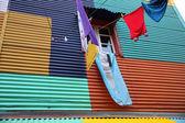 El Caminito en Buenos Aires — Foto de Stock