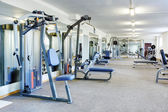 Gym interior. — Stock Photo
