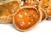 фрукты сухие bael. — Стоковое фото