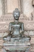 The Ancient Buddha — Stock Photo
