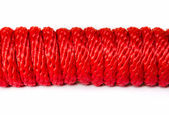 Red Rope . — Stock Photo