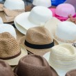 Hats in the market. — Stock Photo #72998469