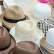 Hats in the market. — Stock Photo #72998947
