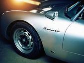 Shiny Porsche automobile — Stock Photo