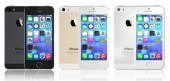New Apple iPhone 5s — Stock Photo