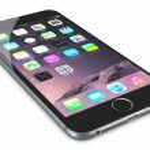 Apple Space Gray iPhone 6 Plus — Stock Photo #53883187