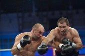 Boxerský zápas — Stock fotografie