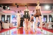 Fashion models — Stock Photo