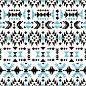 Seamless navajo pattern — Stock Vector