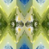 Abstrakte geometrische muster — Stockvektor