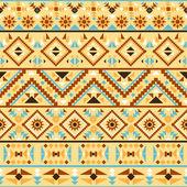 Padrão sem emenda de navajo — Vetor de Stock