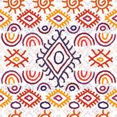 Patrón de navajo colores — Vector de stock