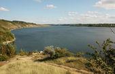 Beautiful river landscape — Stock Photo