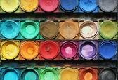 Peintures de couleur — Photo