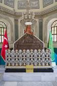 Tombs of Ottoman Sultans, Bursa, Turkey — Stock Photo