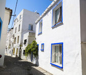 Architecture in Bodrum — Stock Photo