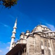 Yeni Cami (New Mosque) in Eminonu district, Istanbul — Stock Photo #61035067