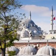 Yeni Cami (New Mosque) in Eminonu district, Istanbul — Stock Photo #61035257