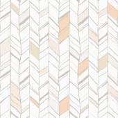 Hand drawn herringbone pattern — Stock Vector