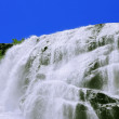 Alibek Waterfall. Dombay Mountains. The Northern Caucas — Stock Photo #56584359