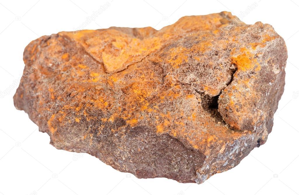 Железная руда  камня