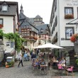 ������, ������: ��� Marketplace square in Beilstein village, Germany