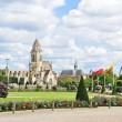Church Saint-etienne-le-vieux in Caen, France — Stock Photo #53121515