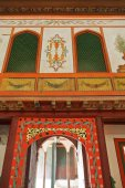 Decor of Divan Chamber in Khan's Palace, Crimea — Stock Photo
