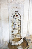 Marble Bakhchisaray Fountain in Khan's Palace — Stock Photo