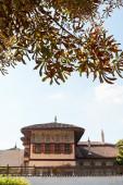 Byggnaden av Khan's Palace (Hansaray), Bachtjisaraj — Stockfoto
