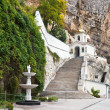 View of Assumption Monastery of the Caves, Crimea — Stock Photo #56652735
