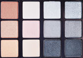 Background from makeup cosmetics close up — Stock Photo