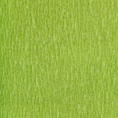Square background of fibrous structure green paper — Stock Photo