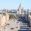 Cityscape with Lubyanka Square in Moscow — Stock Photo #72379205