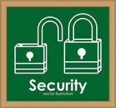安全设计 — 图库矢量图片