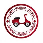 Transport design — Stock vektor
