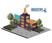 Endüstri tasarımı — Stok Vektör